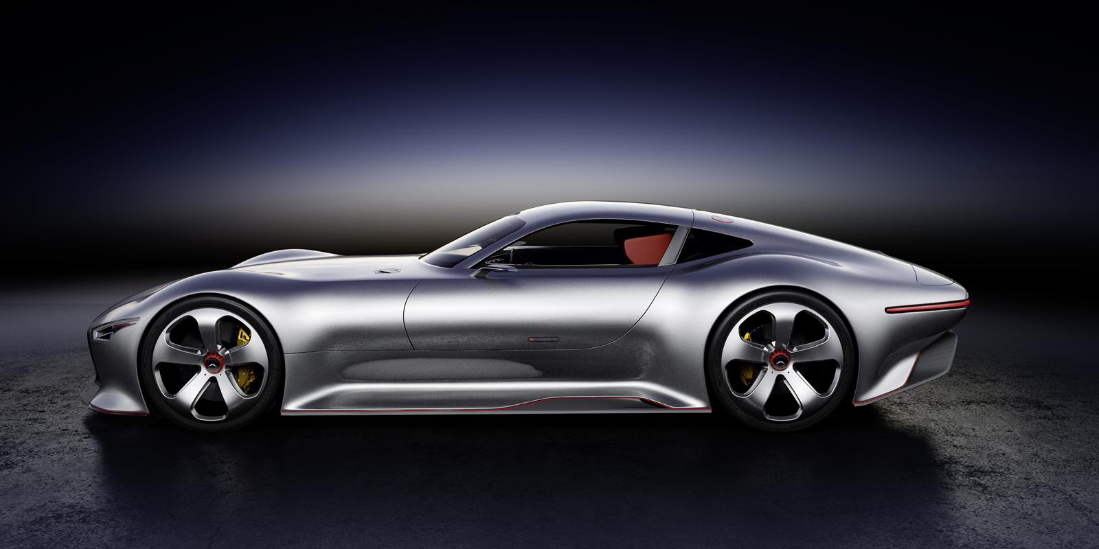 Mercedes benz amg vision gran turismo for Mercedes benz amg vision gt