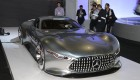 From virtual world to reality: Mercedes AMG Vision Gran Turismo Concept debuts in Los Angeles