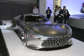 Mercedes-Benz AMG Vision Gran Turismo live from Los Angeles