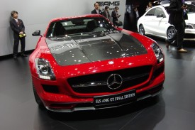 Mercedes-Benz SLS AMG GT Final Edition 5