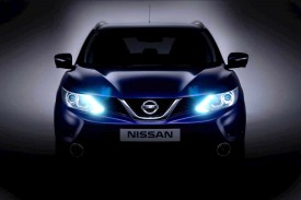 New Nissan Qashqai teaser - modified