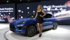 Porsche Macan debuts at Los Angeles Auto Show