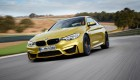 2014 BMW M3 saloon and M4 coupe revealed with 425bhp