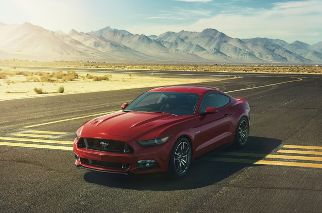 2015 Ford Mustang 10
