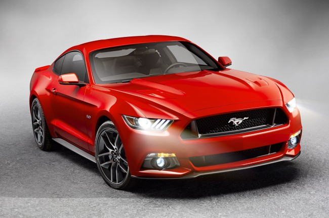 2015 Ford Mustang 16