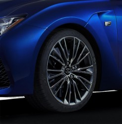 New Lexus F model to debut at Detroit 2014