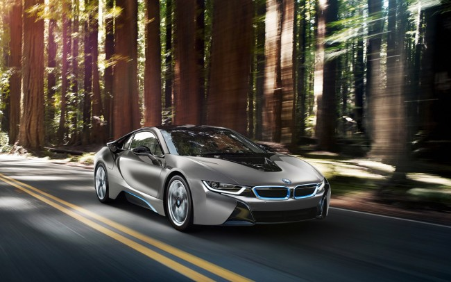 BMW i8 Concours d'Elegance Edition 4