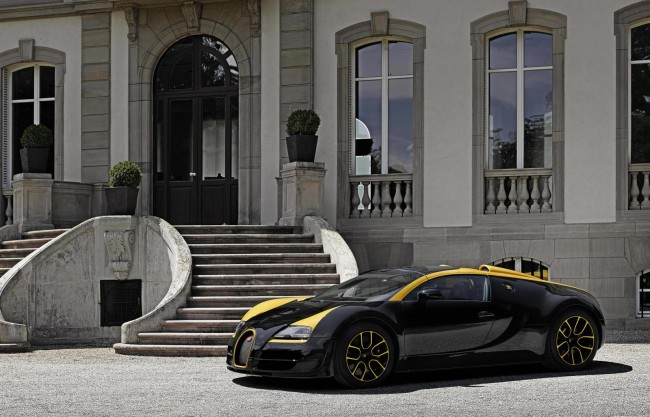 Bugatti Grand Sport Vitesse 1 of 1 edition 2