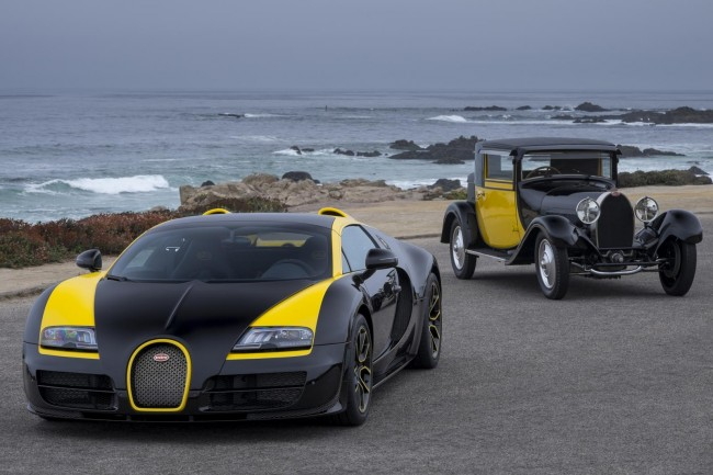 Bugatti Grand Sport Vitesse 1 of 1 edition
