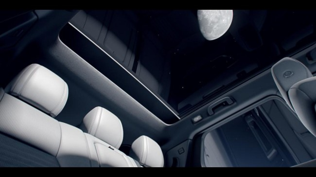 Land Rover Discovery Sport Interior 2