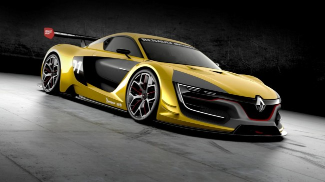 Renaultsport R.S. 01 race car 2