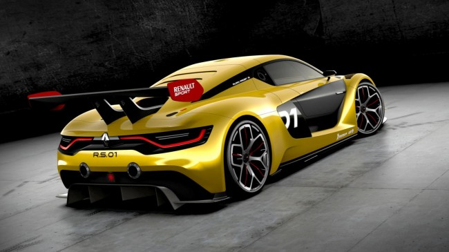 Renaultsport R.S. 01 race car 4