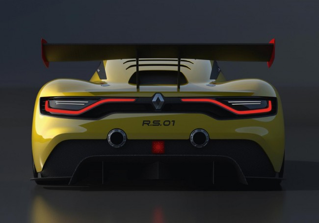 Renaultsport R.S. 01 race car 6
