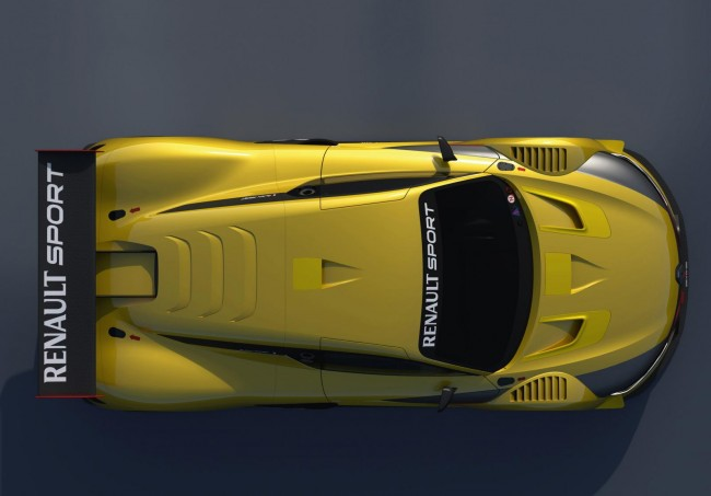 Renaultsport R.S. 01 race car 8