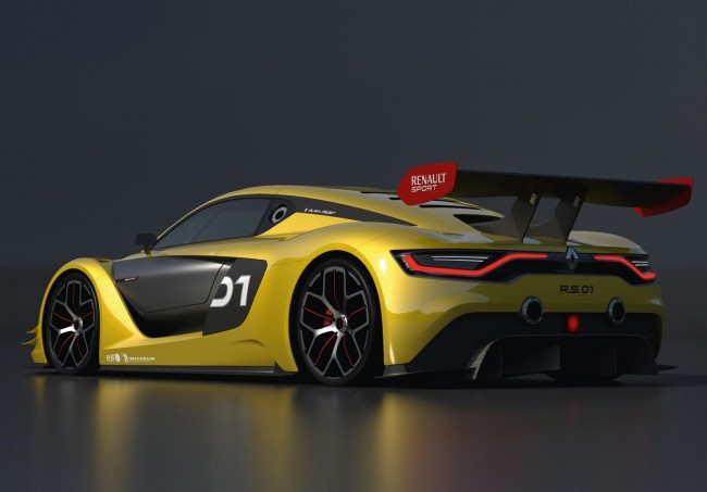 Renaultsport R.S. 01 race car 9