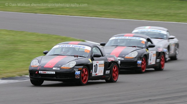 The Class B Boxsters