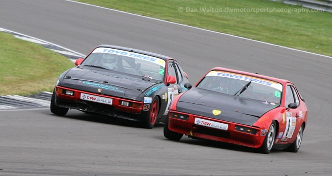 Class C 924 rivals #2 Simon Hawksley and #8 David Jones