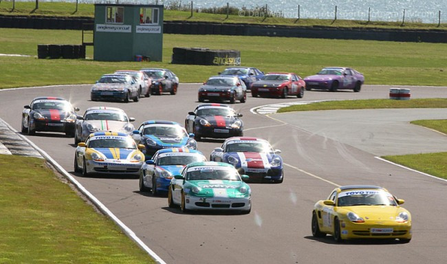 The Anglesey Porsche Pack
