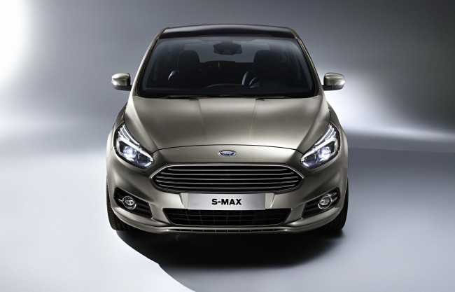 2015 Ford S-MAX 2
