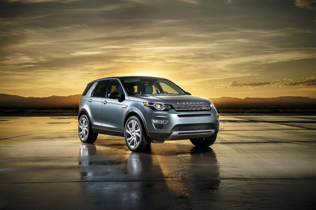 2015 Land Rover Discovery Sport 12