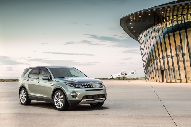 2015 Land Rover Discovery Sport 8