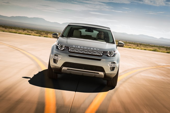 2015 Land Rover Discovery Sport 9