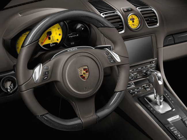 Agate Grey Cayman S by Porsche Exclusive 3