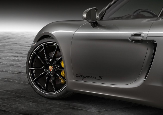 Agate Grey Cayman S by Porsche Exclusive 4
