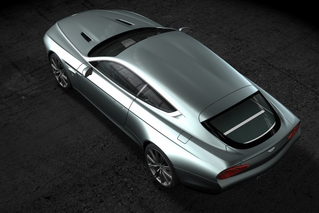 Aston Martin Virage Shooting Brake Zagato 2