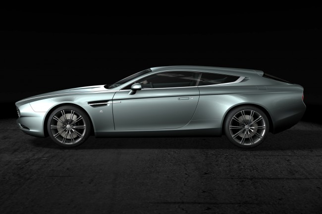 Aston Martin Virage Shooting Brake Zagato 4