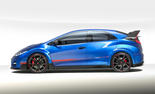 Honda Civic Type-R ConceptPhotograph: James Lipman +44 7803 885275