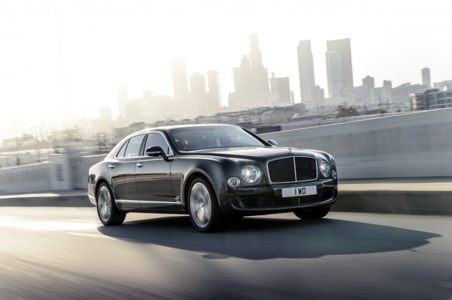 New Bentley Mulsanne Speed 3
