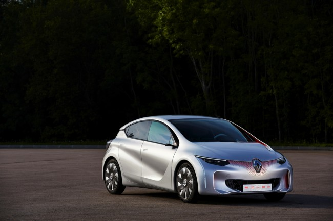 Renault Eolab concept 7