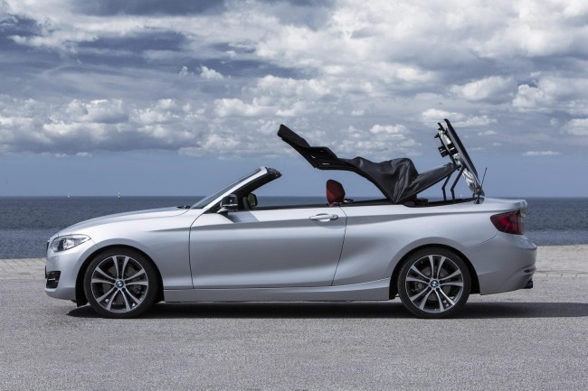 2015 BMW 2 Series Convertible 10