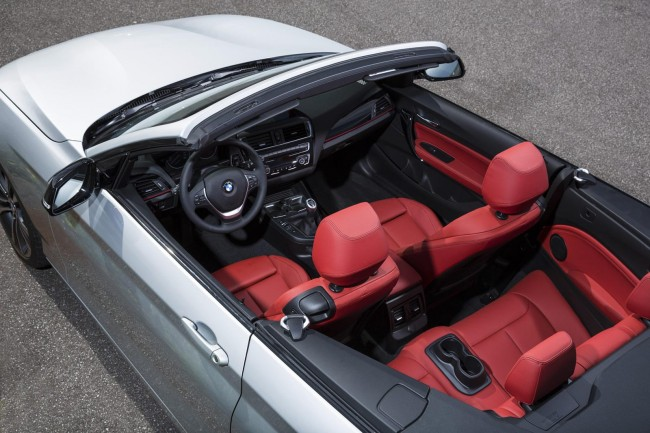 2015 BMW 2 Series Convertible 11