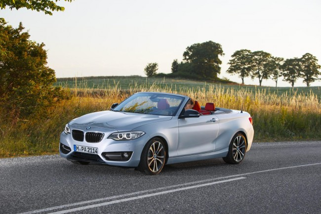 2015 BMW 2 Series Convertible 13