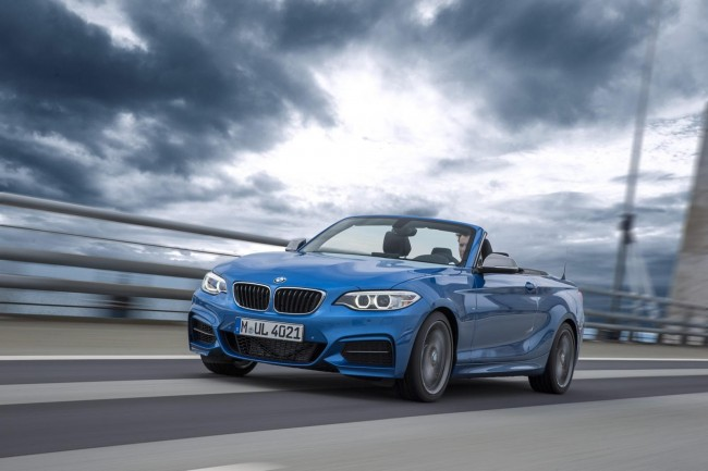 2015 BMW 2 Series Convertible 14