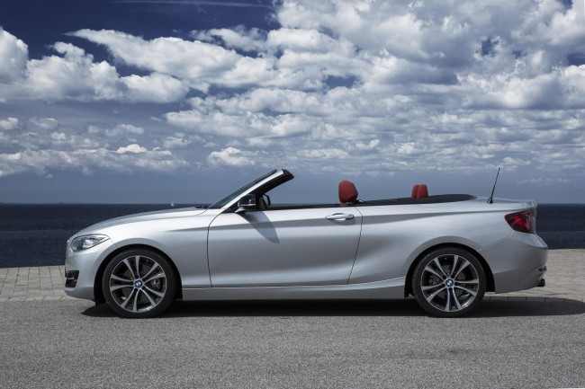 2015 BMW 2 Series Convertible 5