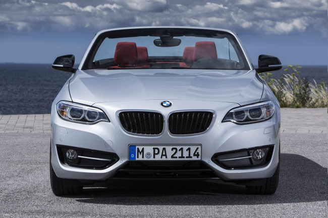 2015 BMW 2 Series Convertible 6