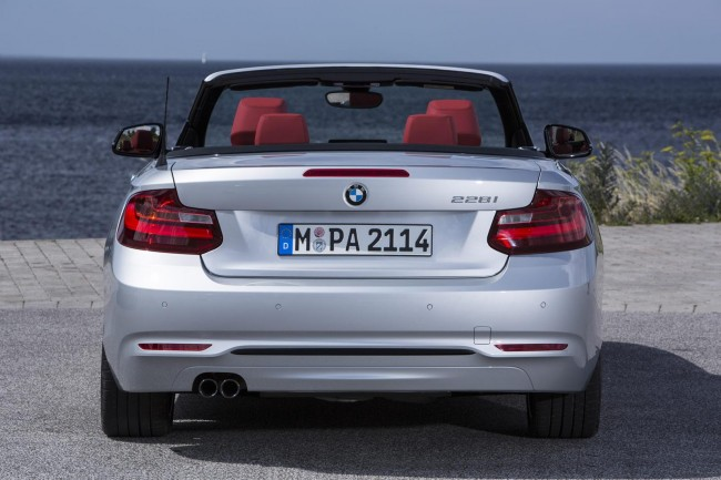 2015 BMW 2 Series Convertible 7