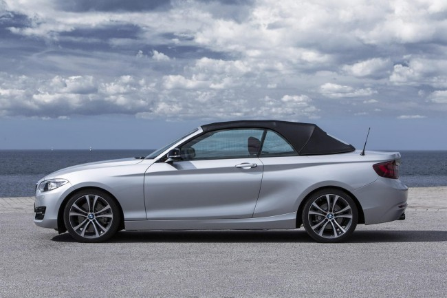 2015 BMW 2 Series Convertible 8