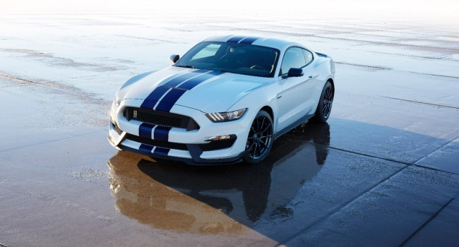Ford Shelby GT350 Mustang 8