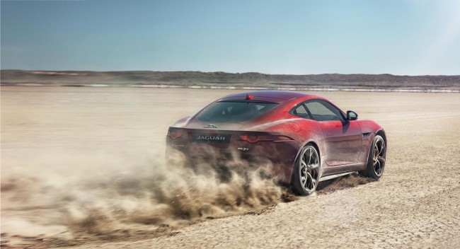 Jaguar F-Type R AWD 2