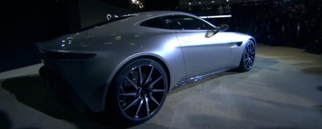 Aston Martin DB10 side