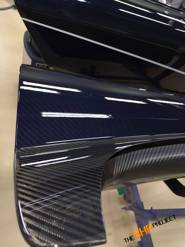 Koenigsegg One-1 RHD for The BHP Project 3