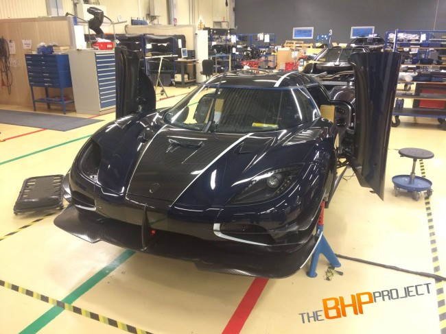 Koenigsegg One-1 RHD for The BHP Project 7