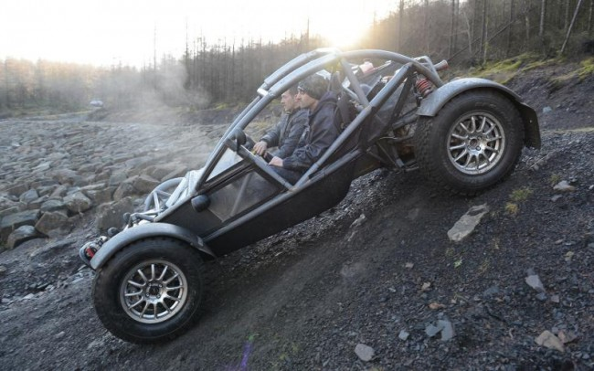 2015 Ariel Nomad off-roader 10