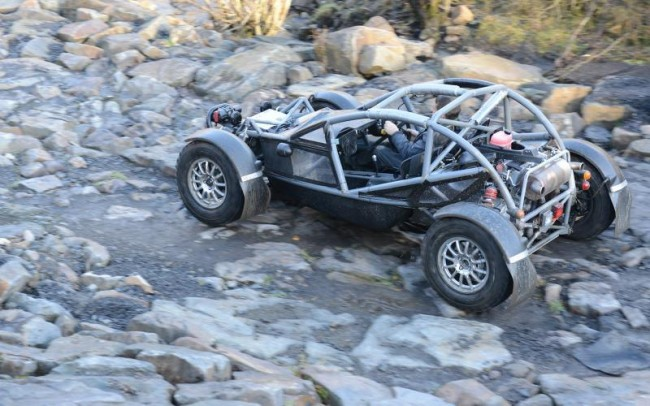2015 Ariel Nomad off-roader 3
