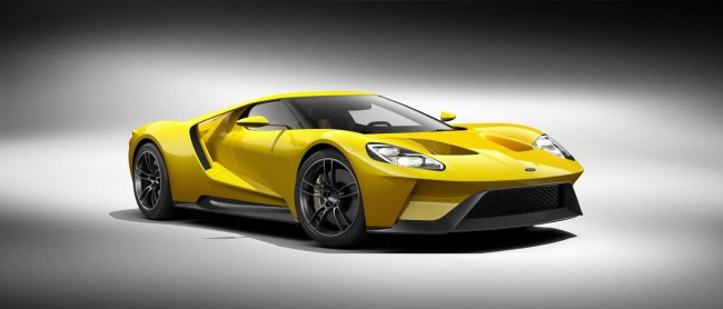 2017 Ford GT 10