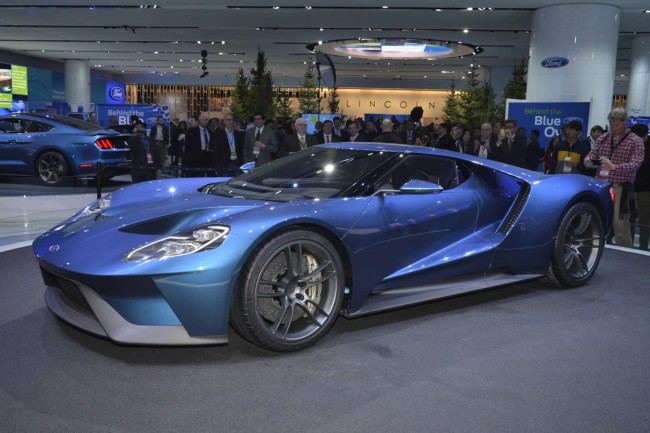 2017 Ford GT 5
